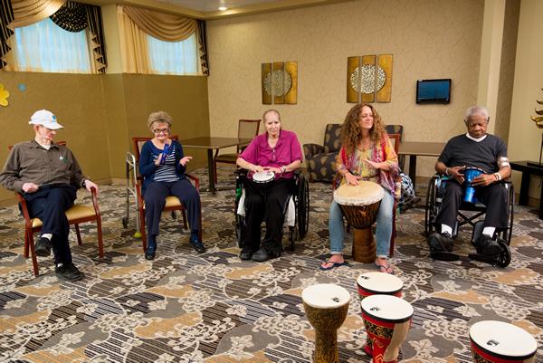 Recreational Activities - Pine Valley Rehab