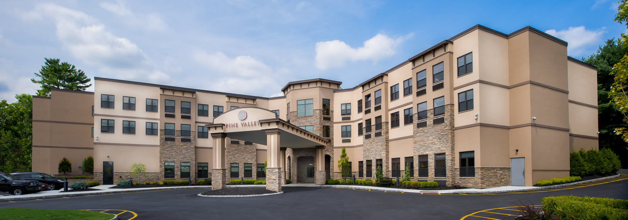 Pine valley rehab center for rehabilitation and nursing for How to build a retirement home